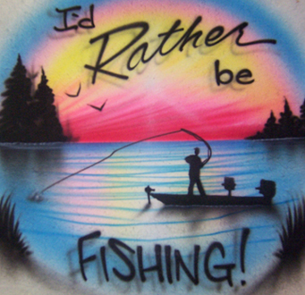 The artblahg best of may 2010 for Rather be fishing